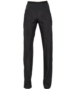 Rick Owens   Classic Viscose Crepe Pants