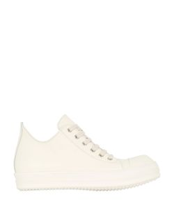 Rick Owens | Leather Low Sneakers