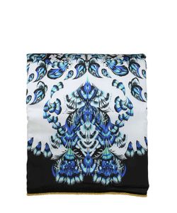 Roberto Cavalli   Plumes Collection Cotton Blanket