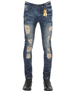 Robin'S Jean | 15cm Distressed Skinny Denim Jeans