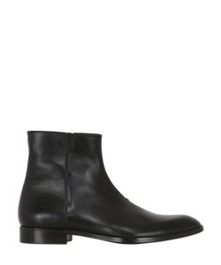 Rolando Sturlini | Vegetable Tanned Leather Cropped Boots