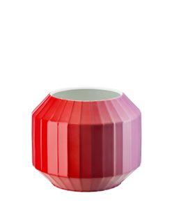 ROSENTHAL | Hot Spots Short Porcelain Vase