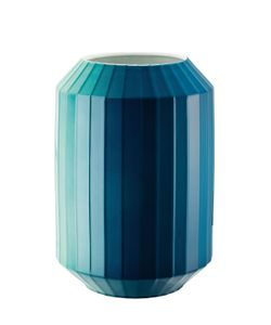 ROSENTHAL   Hot Spots Tall Porcelain Vase