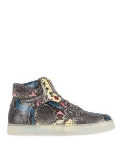 ROYAUMS | Limit.Ed Python High Top Sneakers