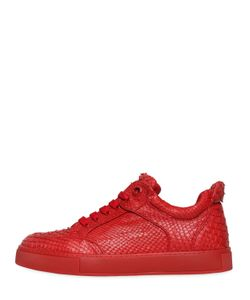 ROYAUMS | Handmade Python Sneakers