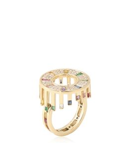 RUIFIER | Celestial Aurora Ring