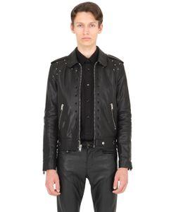 Saint Laurent | Studded Leather Jacket