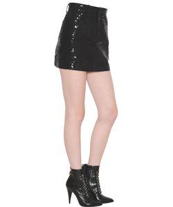 Saint Laurent | Sequin Mini Skirt