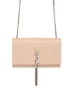 Saint Laurent | Medium Kate Monogram Embossed Bag