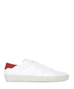 Saint Laurent | Sl05 Leather Sneakers
