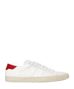 Saint Laurent | Court Leather Sneakers