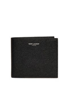 Saint Laurent | Grained Leather Classic Wallet