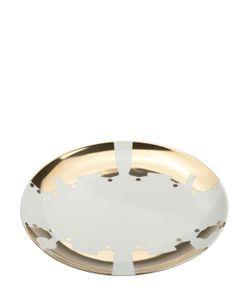 SALVATORE SPATARO | Santa Chiara Porcelain Plate