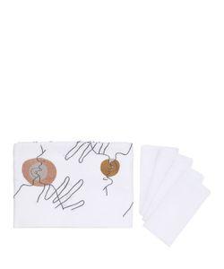 SANS TABÙ | Kiss Linen Table Cloth
