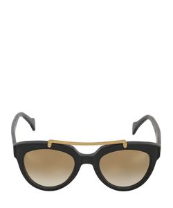 SATURNINO EYEWEAR | Mars Matte Acetate Sunglasses