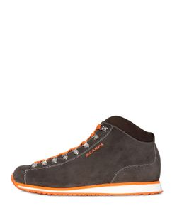 SCARPA | Primitive Lite Suede Mid Sneakers