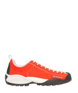 SCARPA | Mojito Suede Sneakers
