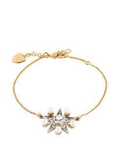 Schield | Star Line Bracelet W/ Swarovski Crystals