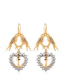 Schield | Anchor Line Earrings