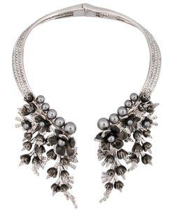 Schield | Cyborg Flowers Necklace