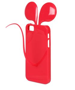 SECONDA BASE | Iphone 5 Cover And Lipstick Power Bank