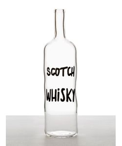 SECONDOME | Scotch-Whiskey Bottle