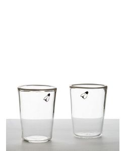 SECONDOME | Fly Set Of Two Glasses