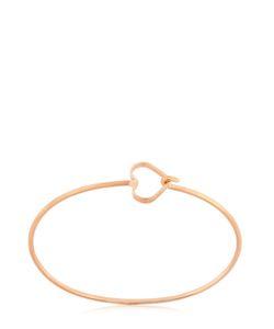 Seeme | Heart Movement Rose Gold Plated Bracelet