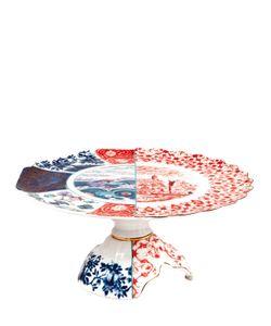 SELETTI | Hybrid Moriana Bone China Cake Stand