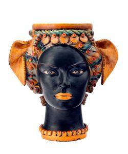 SICILY & MORE | Queen Ceramic Moors Head