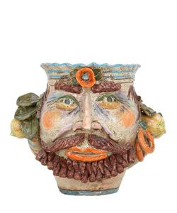SICILY & MORE | Fish Man Ceramic Vase