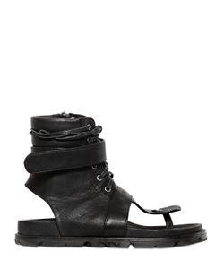 SKINGRAFT | Leather Combat Sandals