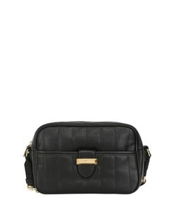 SNOB ESSENTIALS | Quilted Faux Leather Shoulder Bag