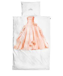 SNURK | Princess Cotton Duvet Cover Set