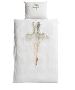SNURK | Ballerina Cotton Duvet Cover Set
