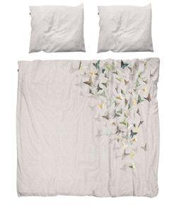 SNURK | Butterfly Cotton Duvet Cover Set