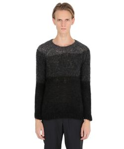 Soho | Crewneck Mohair Merino Wool Sweater