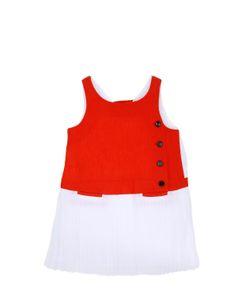 SONIA RYKIEL PARIS | Two Tone Linen Viscose Dress
