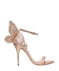 Sophia Webster | 100mm Chiara Metallic Leather Sandals