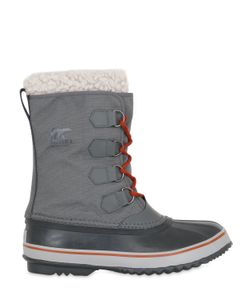 Sorel   1964 Pac Waterproof Nylon Winter Boots
