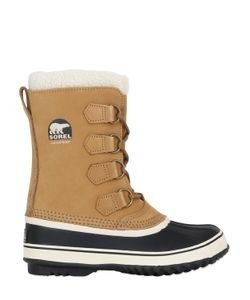 Sorel   1964 Pac 2 Faux Shearling Suede Boots