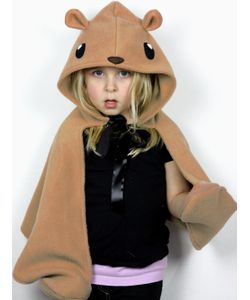 SPARROW & B | Bear Hooded Cape Costume