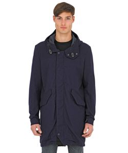 Spiewak | Fishtail Anderson Cotton Canvas Parka