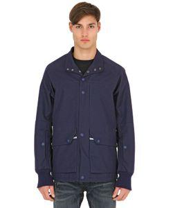 Spiewak | Narifuri Waterproof Cotton Blend Jacket