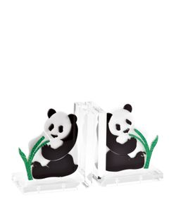 SPISANI | Panda Acrylic Bookends
