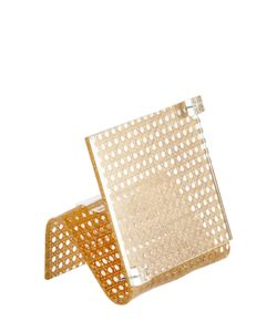 SPISANI | Rattan Frame W/ Business Card Holder