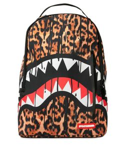 SPRAYGROUND | Leopard Drips Printed Backpack