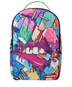 SPRAYGROUND | Popsicles Printed Backpack