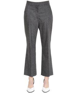 Stella Mccartney | Flared Wool Cashmere Pants
