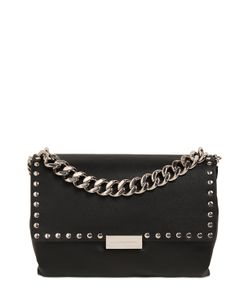 Stella Mccartney | Stud Faux Leather Becks Shoulder Bag